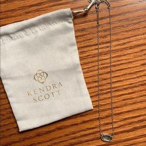 Kendra Scott Elise Necklace in Silver